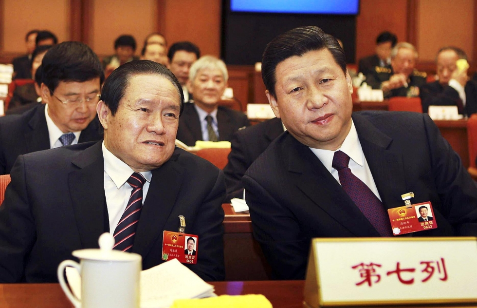 Zhou Charges Come as Anti-Corruption Drive Hits Snags