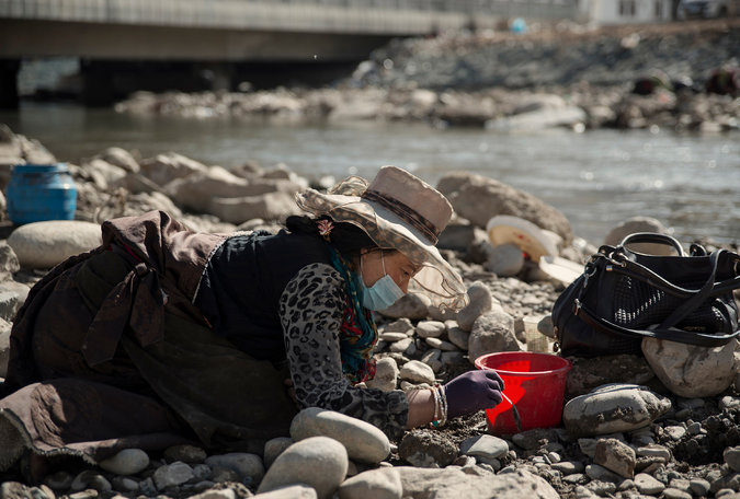 In Scarred Tibetan City, Devotion to Sanctity of Life