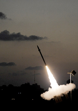 """""""Chinese"""" Hackers Hit Firms Behind Israel's Iron Dome"""