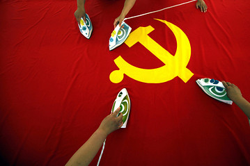 Official Warns Party Against Aping Soviet Freedoms