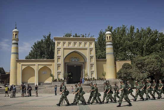 State-Appointed Muslim Leader Killed in Xinjiang