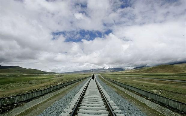 China Plans Rail Extension to India Through Tibet