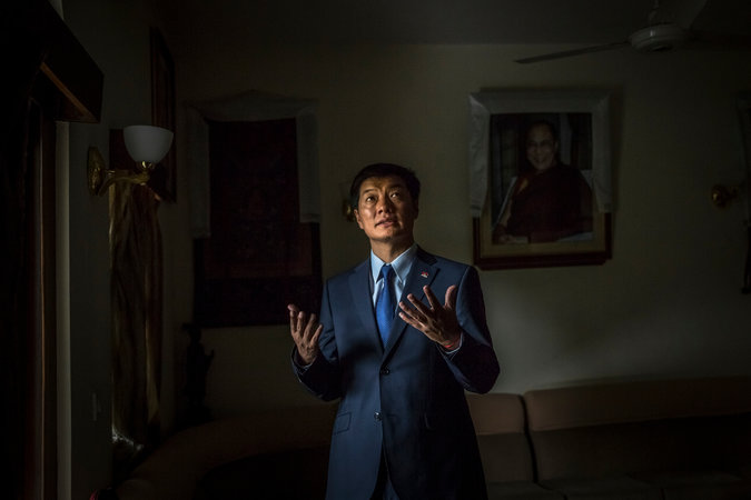 Tibetan Leader Knows Value of Taking the Long View