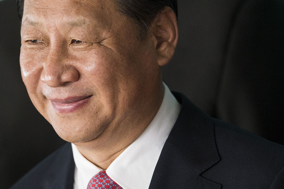 Oh No Xi Didn't:  Conflicting Views of China's Leader
