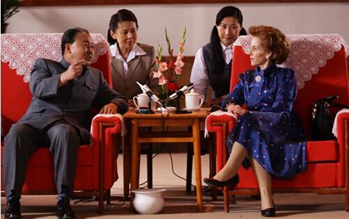 Deng Xiaoping TV Drama Viewing Parties for Cadres