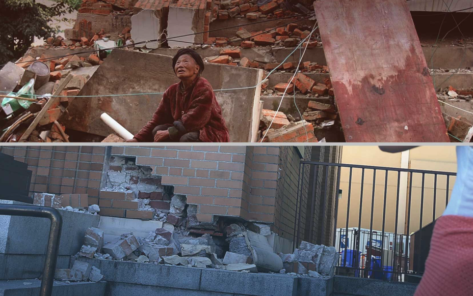 What a Strong Earthquake Does in China vs. the U.S.