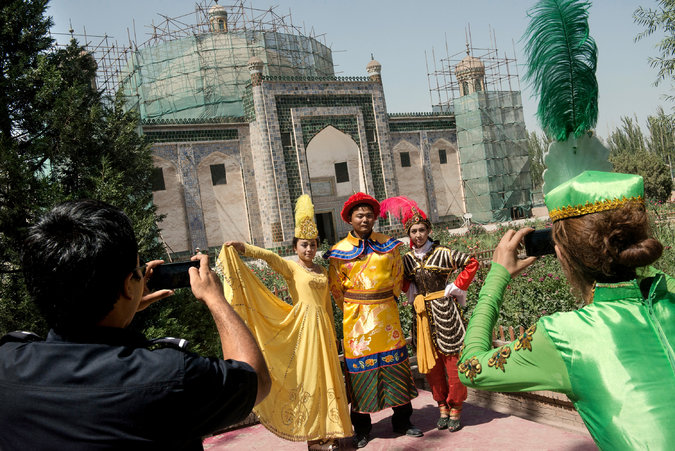 Social Cohesion by Myth and Marriage in Western China