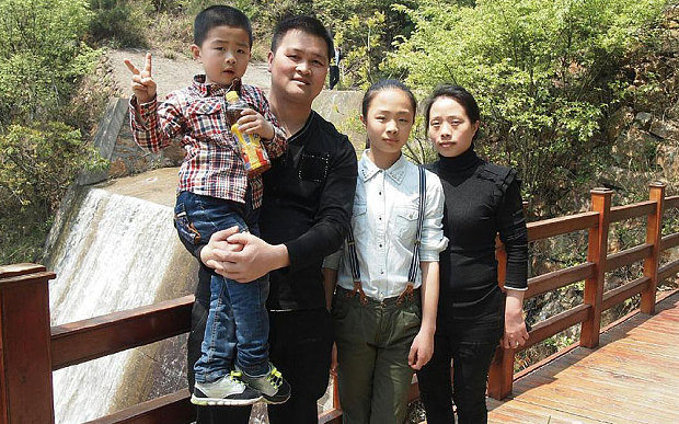Pastor Detained Amid China's Anti-Church Campaign