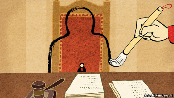 Rule of Law in China: Realigning Justice