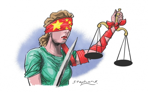 Jerome Cohen: China's Rule of Law Pledge Rings Hollow