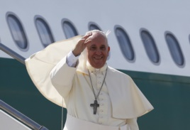 On Asia Tour, Pope Francis Reaches Out to China
