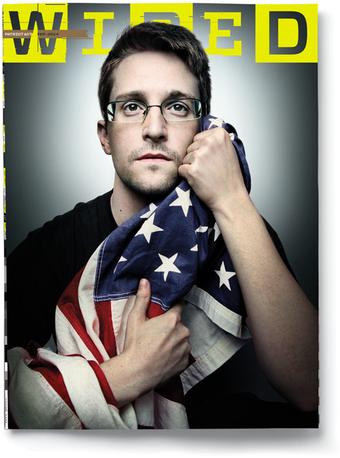 Snowden Offers New China Revelations in Wired Interview