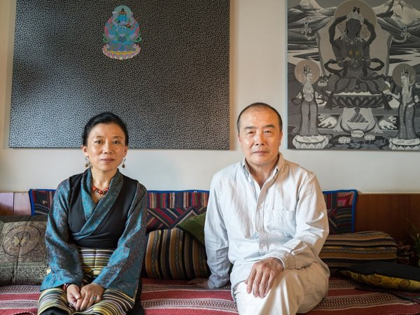 Beyond the Dalai Lama: Woeser and Wang Lixiong