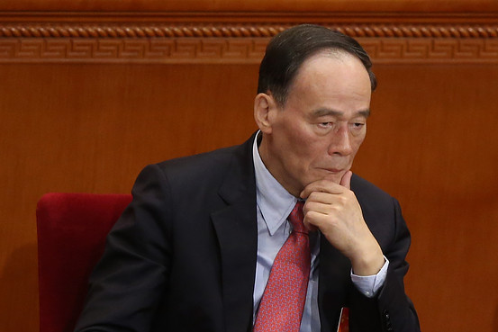 China's Anti-Corruption Crusader and His Battle Plan