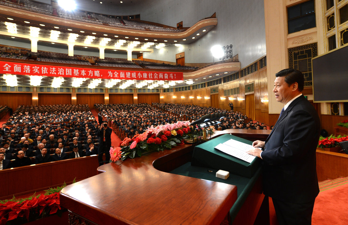 China's President Rides A Wave Of Popularity