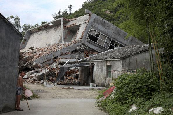 National Goals Murky After Zhejiang Church Razings