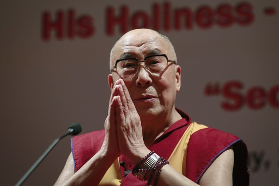 "Dalai Lama Hails Xi Jinping as ""More Open-Minded"""