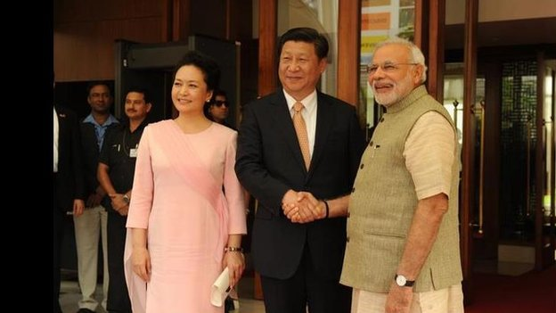 Xi Jinping Starts First Presidential Tour of India