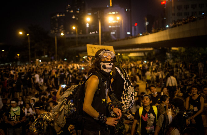 Hong Kong Protests: All Eyes on Xi Jinping