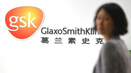 GlaxoSmithKline Fined $487 Million