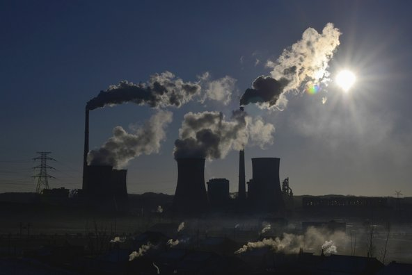 China, Carbon, Coal, and Climate Change