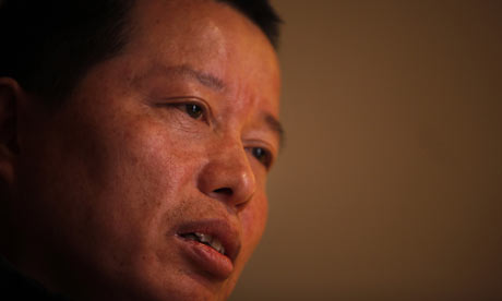 """""""China's Rights Abuses Demand Tougher Approach"""""""