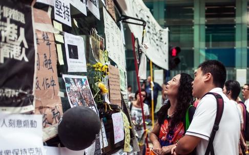 Mixed Feelings Among Hong Kong's Mainland Students