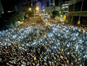 Spyware Targets Hong Kong Protesters' Phones