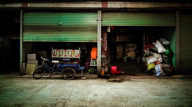 Primary colors, Ganzhou, Jiangxi