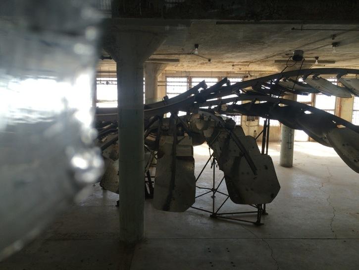 Refraction - @LARGE: Ai Weiwei on Alcatraz