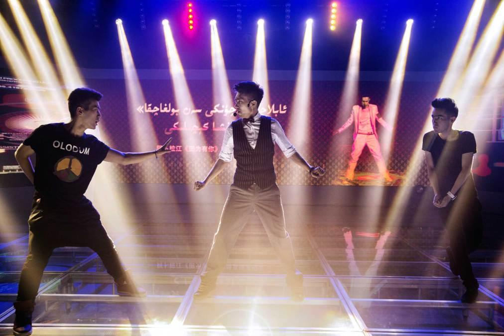 Uyghur Pop Star Eyes Greater Mainland Fame