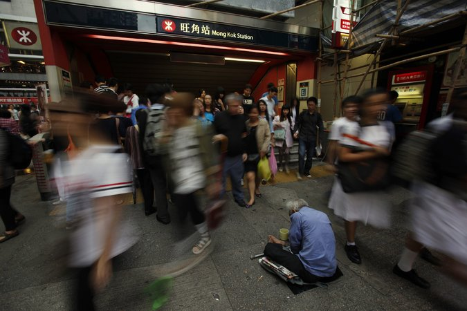 Economic Inequality Underlies Hong Kong Protests