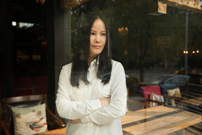 In New Novel, Sheng Keyi Tackles Tiananmen