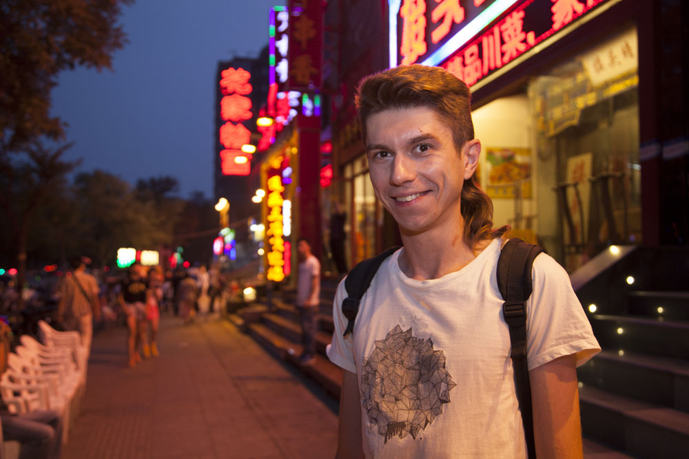 Coming Out From the Cold: Beijing's Gay Russians
