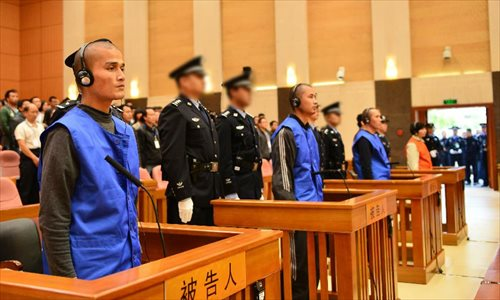 Death Sentences Upheld in Kunming Attack Case