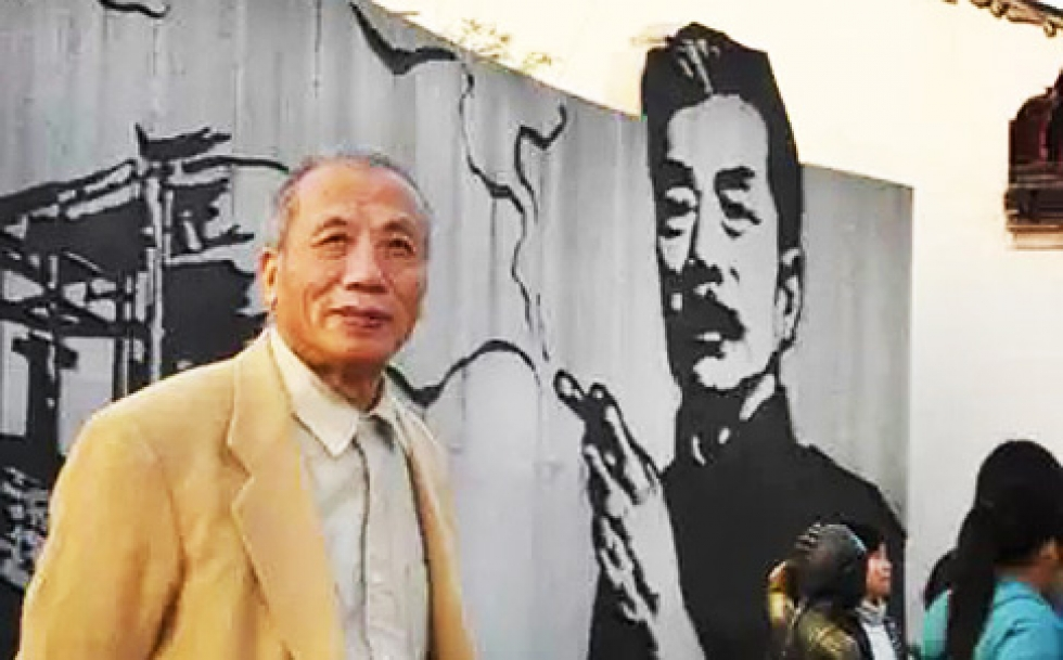 Writer Who Published Mao Victims' Memoirs Charged