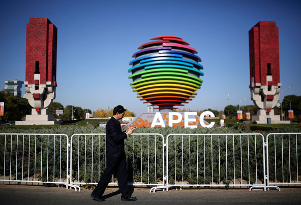 APEC Summit: Polluters to be Punished, Dissidents Tightly Controlled