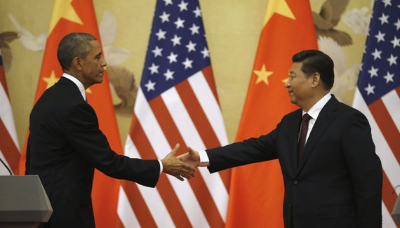 "Joint U.S.-China Agreement on Climate Change a ""Game-Changer"""