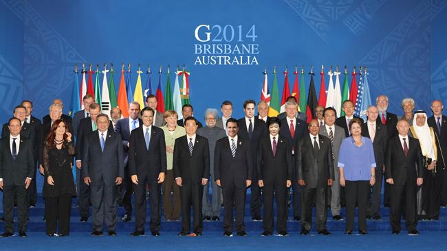 China Denies Blocking G20 Corporate Talks