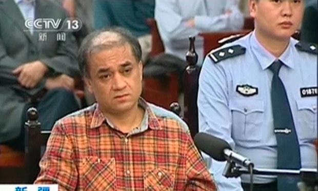 Urumqi Court Rejects Ilham Tohti Appeal