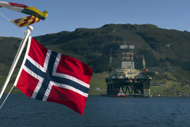 Norway Woos China in Race for Arctic Oil Riches
