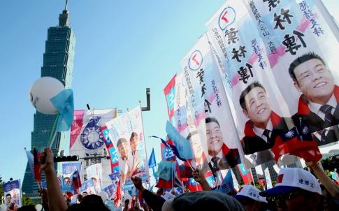 Beijing Eyes Taiwan Vote