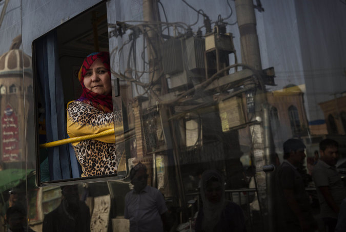 Labor Program in China Moves to Scatter Uyghurs