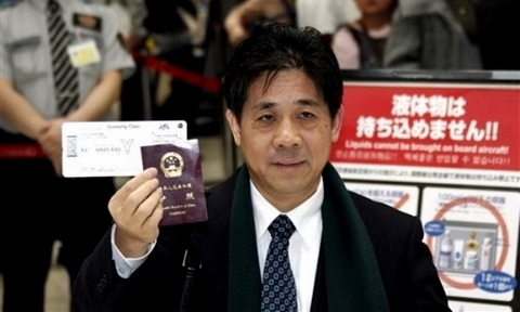 Feng Zhenghu: The Narita Airport Diary