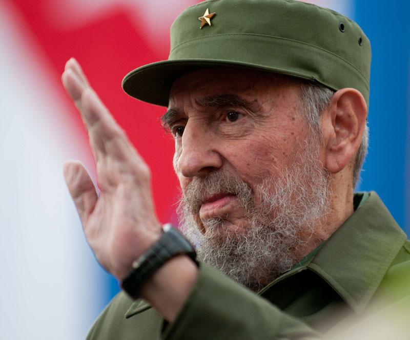 Fidel Castro Wins Confucius Peace Prize