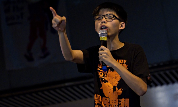 HK Pro-democracy Activists and Lawmakers Arrested
