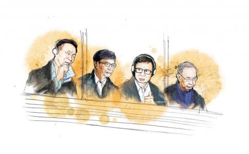 Hong Kong Corruption Case Ends with Jail Terms
