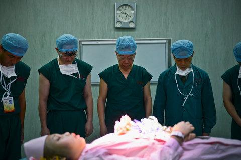 Deadline Set for Ending Prisoner Organ Harvesting