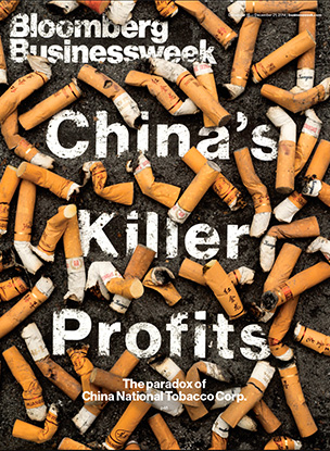 China National Tobacco, Beijing's Smoky Cash Cow