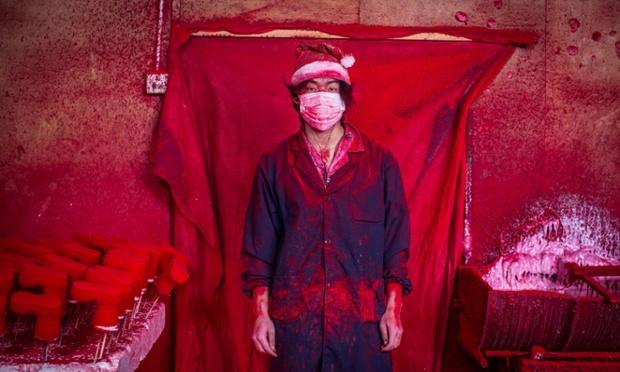 Yiwu, Zhejiang: Santa's Real Workshop